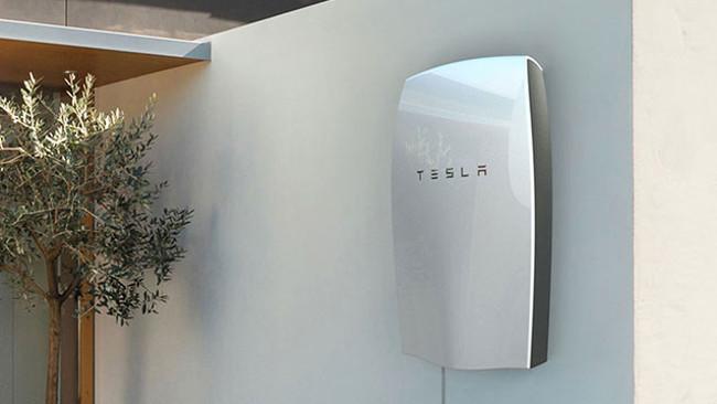 Accumulo Energia Tesla